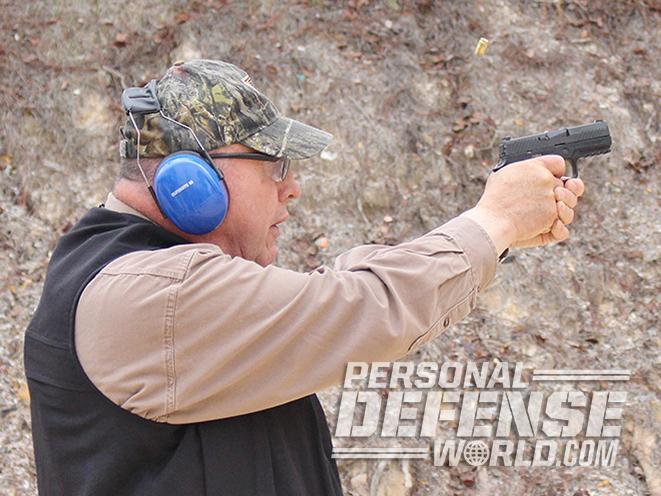 active shooters gun test