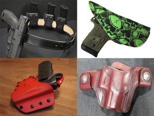 new holsters and belts