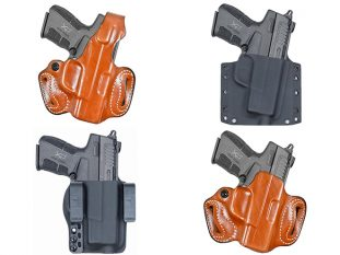 springfield xde holsters