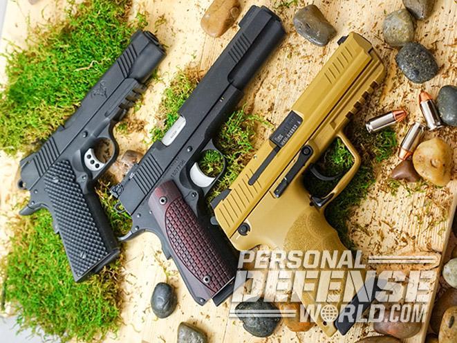 45 acp pistols