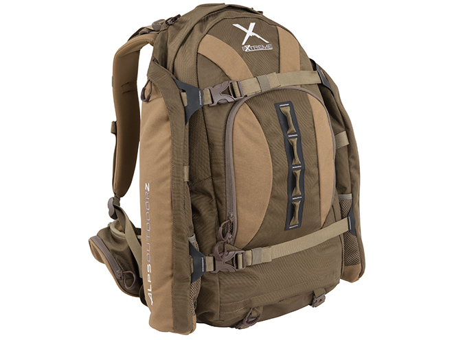 ALPS Outdoorz Monarch X backpack shooting gear