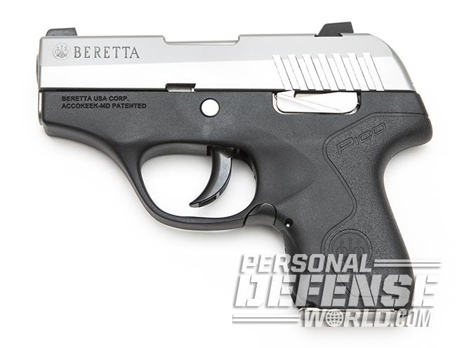 Beretta Pico and ruger lcp ii