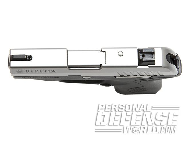 ruger lcp ii and beretta pico pistol top