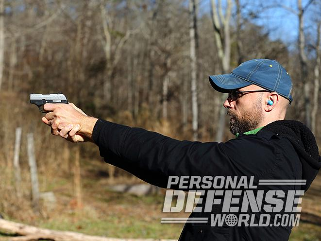 ruger lcp ii and beretta pico pistol test