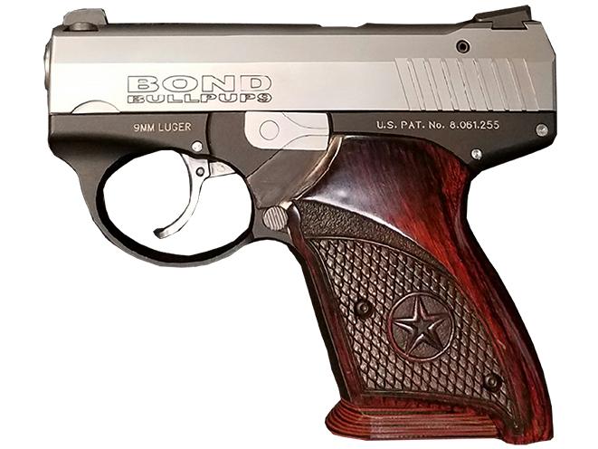 Bond Arms Bullpup everyday carry handguns