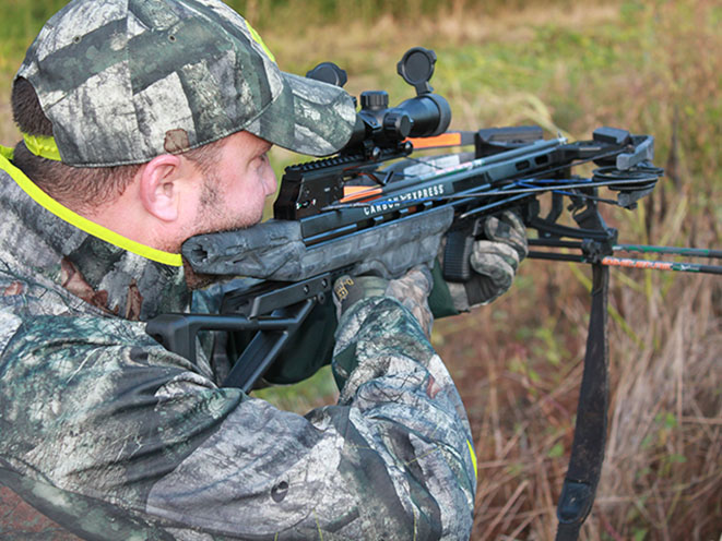 Carbon Express Crossbows self defense gear