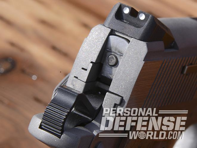 Coonan Compact Rear sight and hammer
