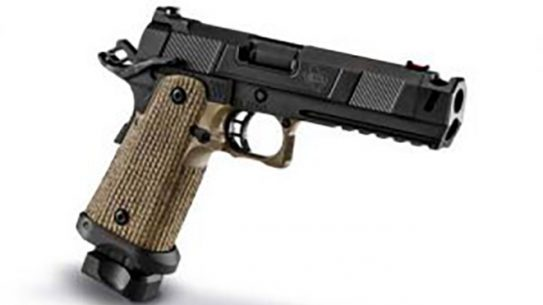 Costa Carry Comp pistol right side