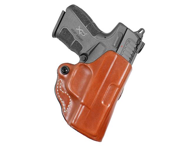 DeSantis Mini-Scabbard springfield XDE holsters