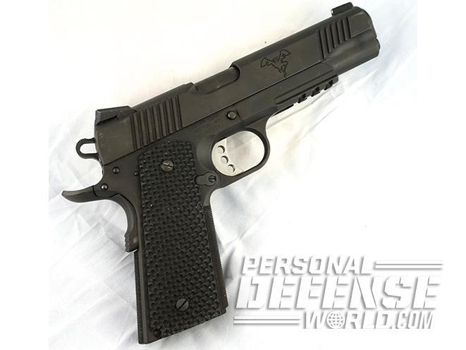 DoubleStar C2G 45 acp pistol left side