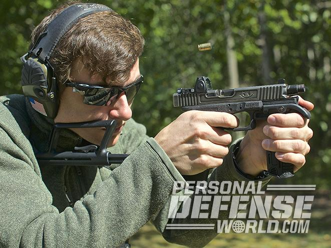 glock 17 carbine test