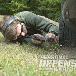 glock 17 carbine car dive