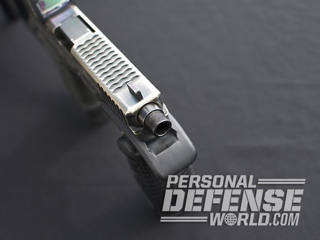 glock 17 carbine muzzle