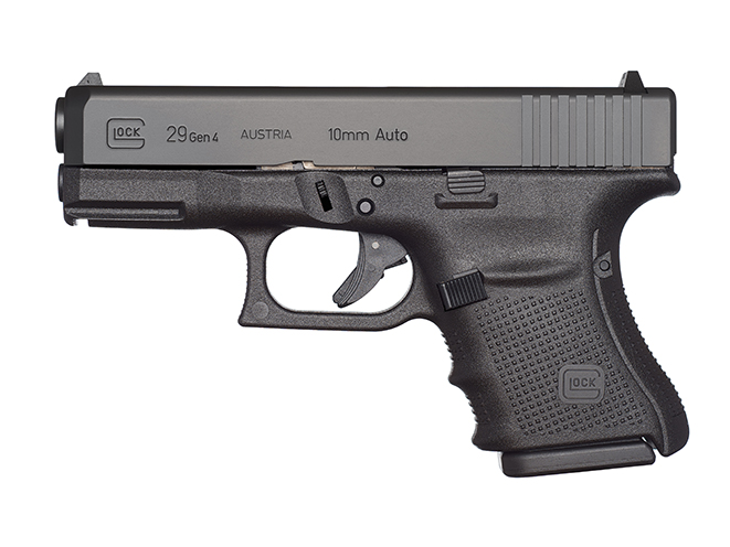 Glock 29 Gen4 pistol