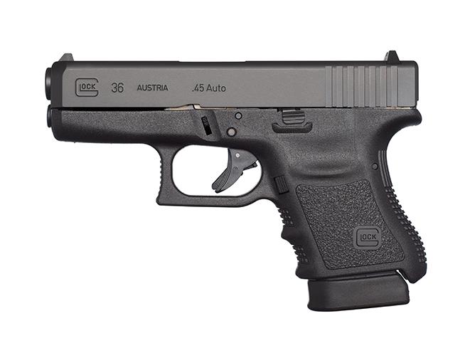 Glock 36 pistol