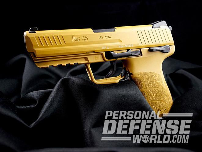 Heckler & Koch HK45 45 acp