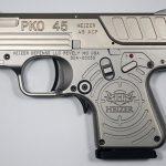 Heizer PKO-45 everyday carry handguns