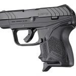 hogue black ruger lcp ii grip sleeve
