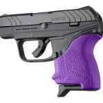 hogue purple ruger lcp ii grip sleeve