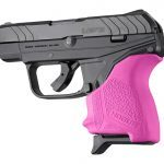 hogue pink ruger lcp ii grip sleeve