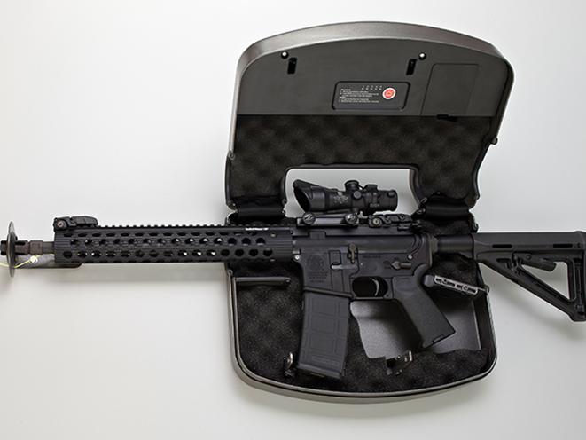 Hornady RAPiD Safe AR & Shotgun Wall Locks gun safes