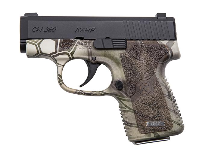 Kahr CW3833KRT pistol left side