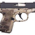 Kahr CW3833KRT pistol right side