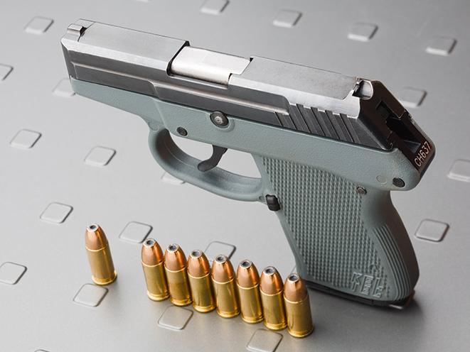 Kel-Tec P-32 grey mouse guns
