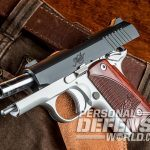 Kimber Micro 9 barrel zoomed out