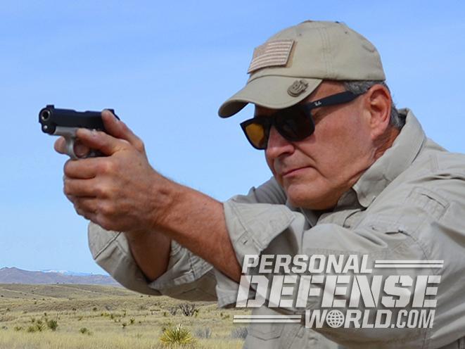 Kimber Micro 9 gun test