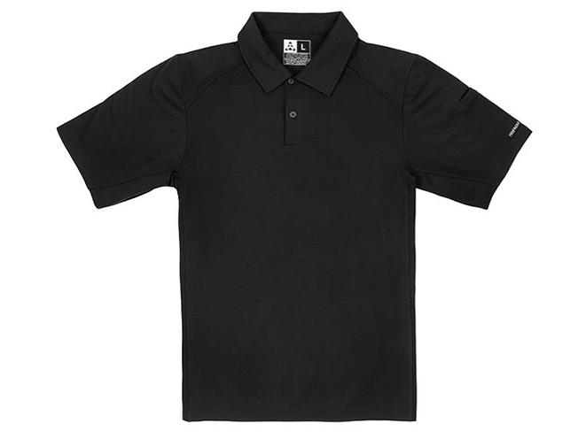 magpul apparel wicking polo black