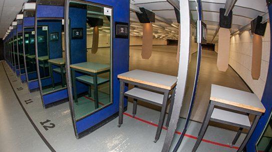 NRA Range indoor
