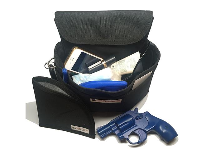Packin' Neat IntegratedOrganizer bag shooting gear