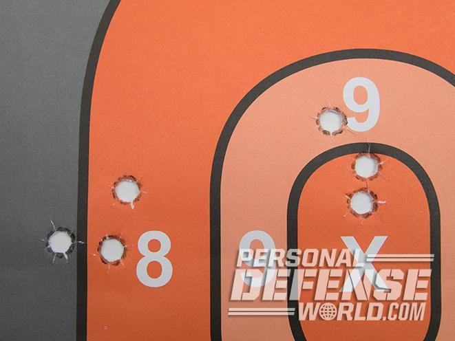 Pedersoli Howdah pistol target