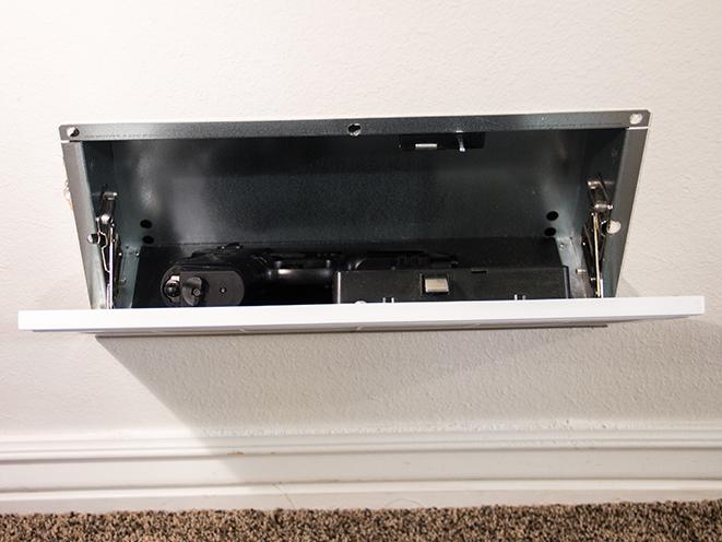 Quicksafes QuickVent gun safes
