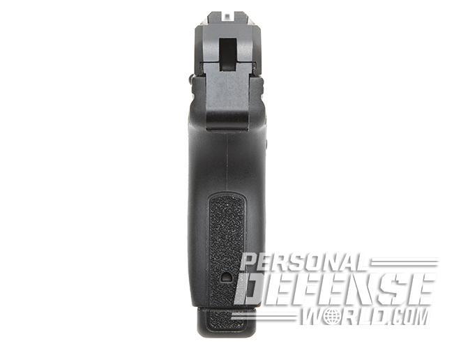 Ruger LCP II pistol rear sight