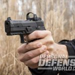 Sig Sauer P320 RX Compact pistol test