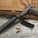 SilencerCo Hybrid suppressor for handguns
