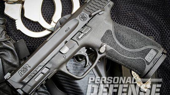 Smith & Wesson M&P9 M2.0 pistol