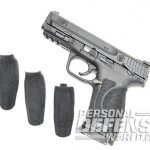 Smith & Wesson M&P9 M2.0 pistol grip inserts