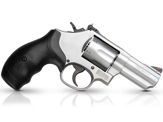 Smith & Wesson Model 66 Combat Magnum Revolvers