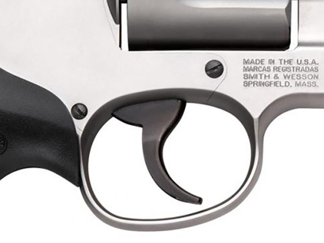 Smith & Wesson Model 69 Combat Magnum Revolver trigger