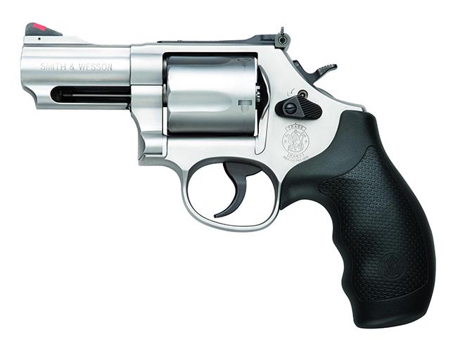 Smith & Wesson Model 69 Combat Magnum everyday carry handguns