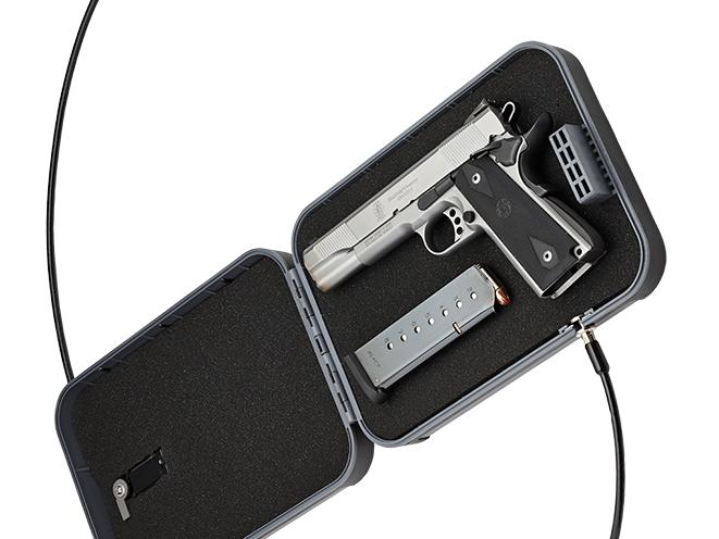 SnapSafe TrekLite X-Large Lock Box gun safes