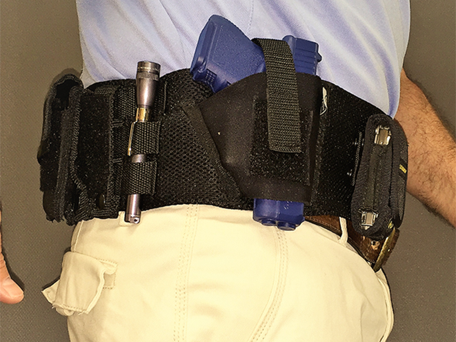 Telor Tactical Comfort-Air GoBand holsters