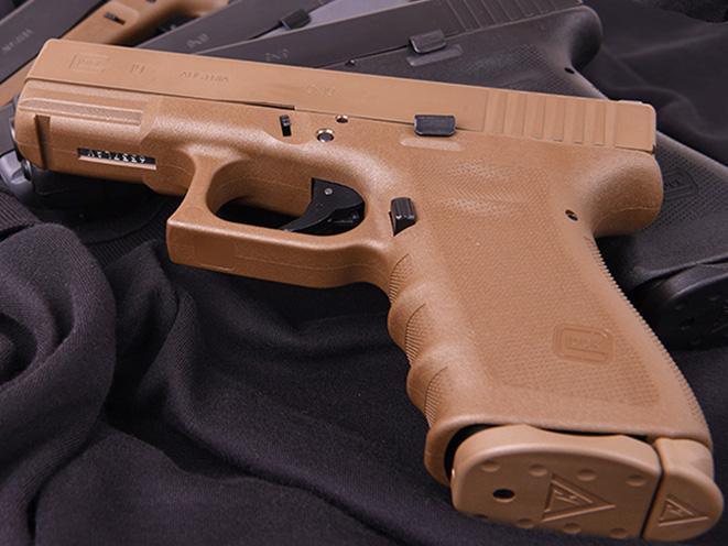 Vickers Glock fde