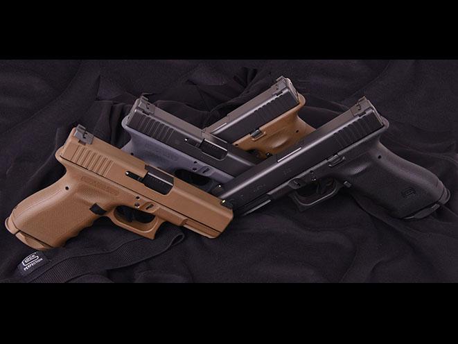 Vickers Glock pistol series