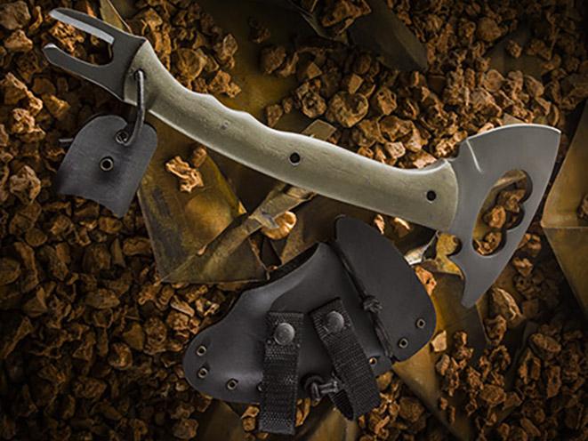WK II Rescue Axe self defense gear