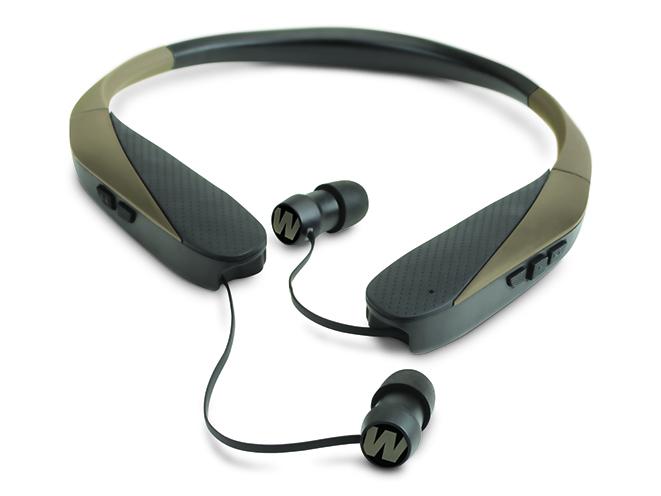 Walker's Razor XV earbuds shooting gear