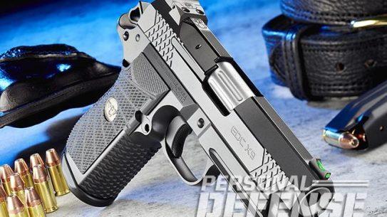 Wilson Combat EDC X9 pistol